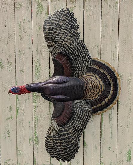 Flying Turkey - William Kennedy