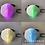 Thumbnail: Mascarilla con luz LED de varios colores