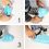 Thumbnail: Cubrezapatillas impermeable de silicona