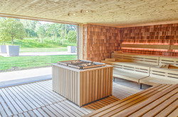 Home Sauna design visualisation