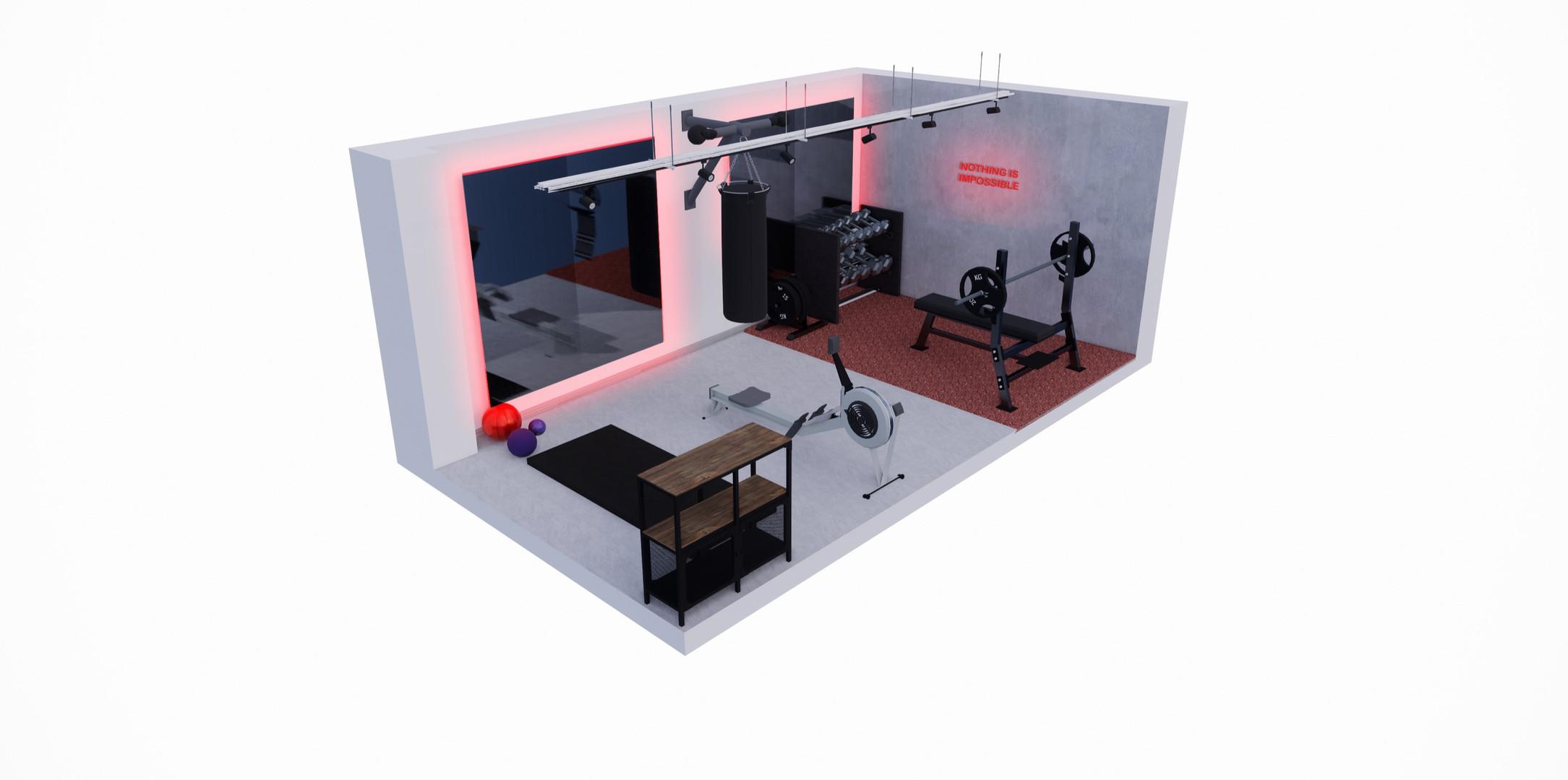 Concept Creation / 3D Visualisation