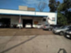 Heights Autohaus   Store Front