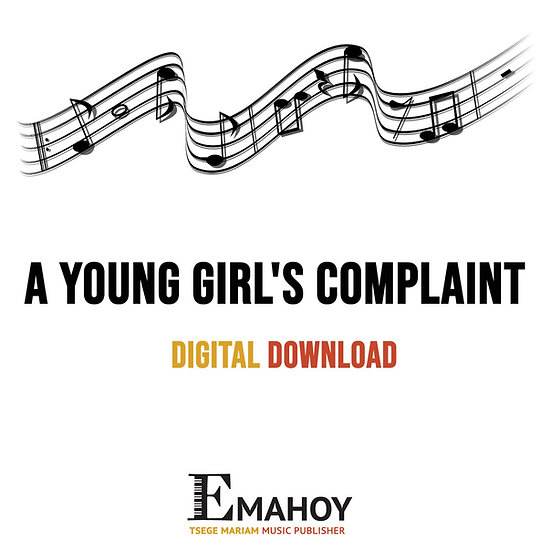 A Young Girl's Complaint
