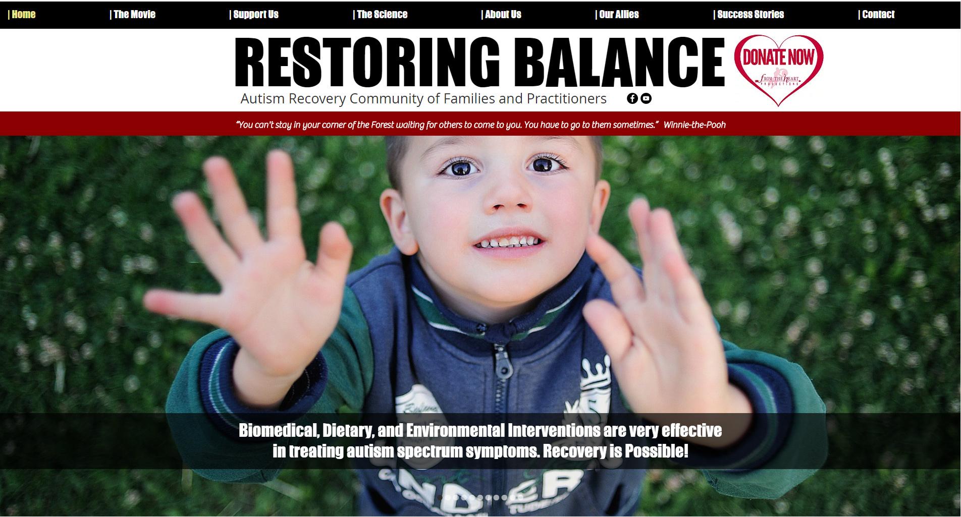 restoringbalance