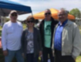 2019 Osprey Festival Organizers from Dow
