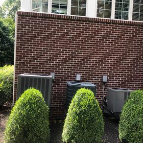 Landscape Technique to Compliment Your Outdoor HVAC Units