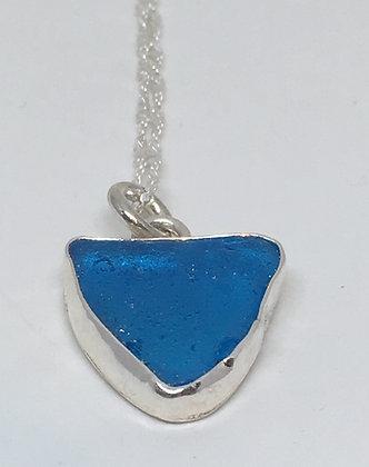 Lost at Sea Seaglass Pendant