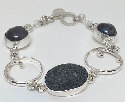 Sea of Gaspe Bracelet