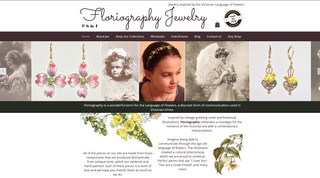 Floriography Jewelry