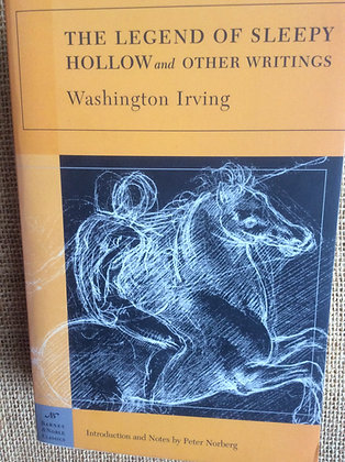 The Legend of Sleepy Hollow and Other Writings by Washington Irving