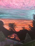 Sunset on the Rappahannock