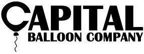 Capital Balloon Company Logo
