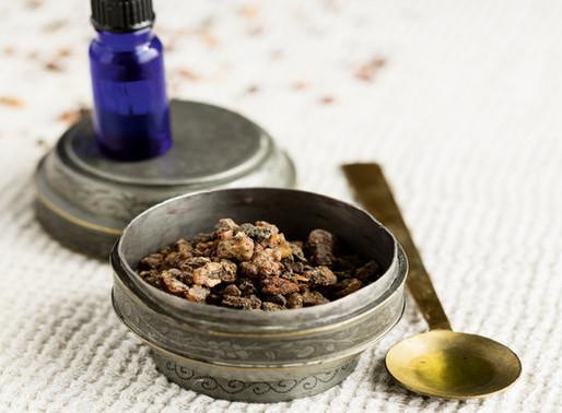 Myrrh Essential Oil: A Divinely Rich Essence