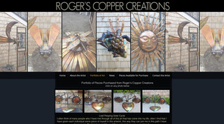 Roger's Copper Creations