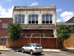 Before Brick & EIFS restoration