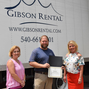 Chamber Business Spotlight: Gibson Rental (and Auction)