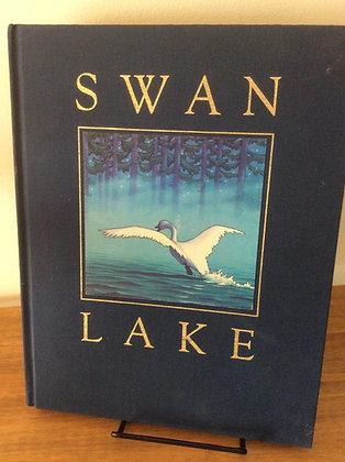 SWAN LAKE By Mark Helprin. Illustrated by Chris Van Allsburg