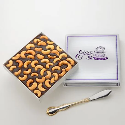 Chocolate Cashew Nut Fudge  - AAYDS