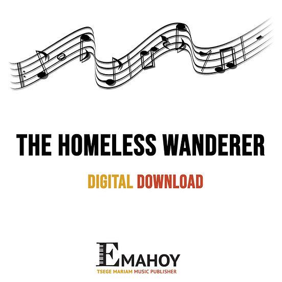 The Homeless Wanderer