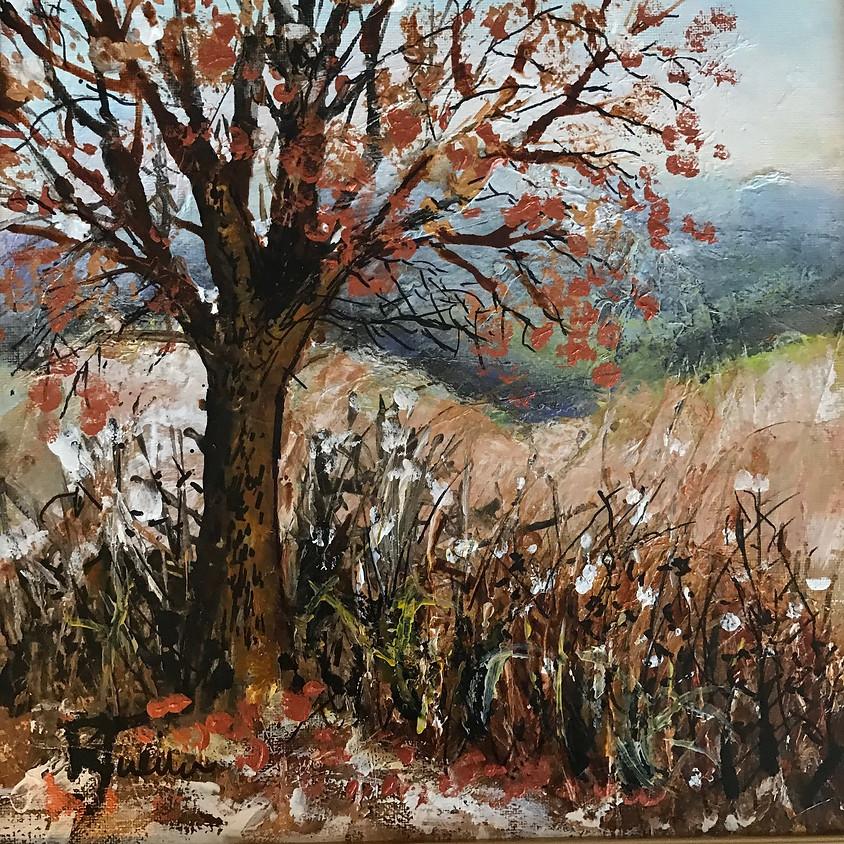 Landscape Painting w/Acrylics