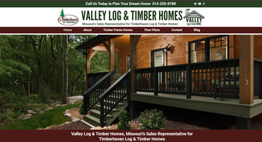 Valley Log Homes