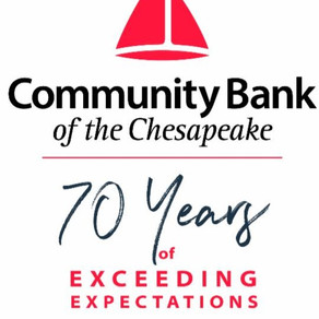 Welcome to Sam Kessler, Vice President, Commercial Loan Officer, Community Bank of the Chesapeake