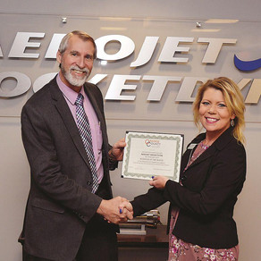 Chamber Business Spotlight: Aerojet Rocketdyne