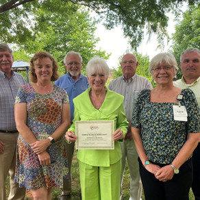 June Business of the Month, Dogwood Village