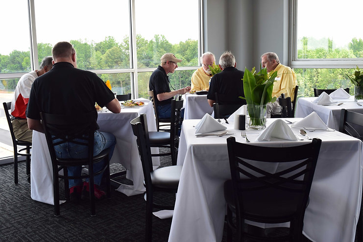 Champion Suite Dining Dominion Raceway