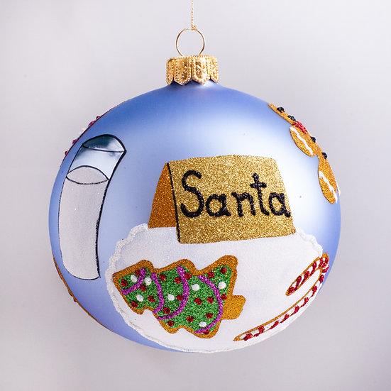 """#2178 - Thomas Glenn """"Christmas Cookies"""" Ball Christmas Ornament"""