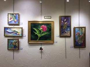 Artist Beverly Toves