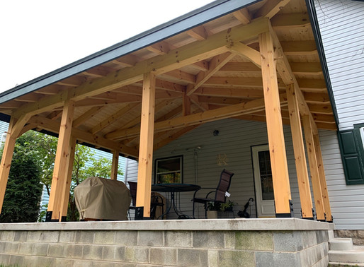 Another Great Idea from Timberhaven Log & Timber Homes