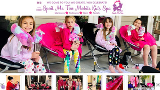Spoil Me Too Mobile Kids Spa