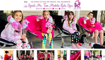 Spoil Me Too Mobile Kids Spa