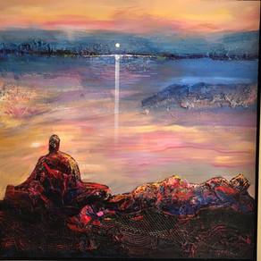 2 new pieces from painter Hubert Jackson