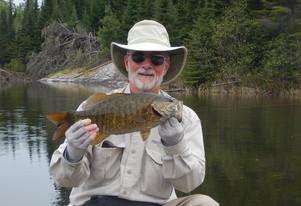 19 - Smallmouth Bass, Quetico (Canada) (