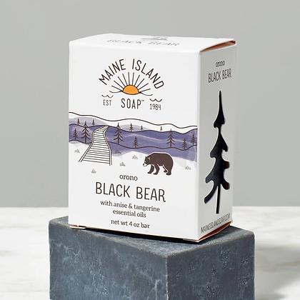 Orono Black Bear Soap by Artisan Maine Island Soap