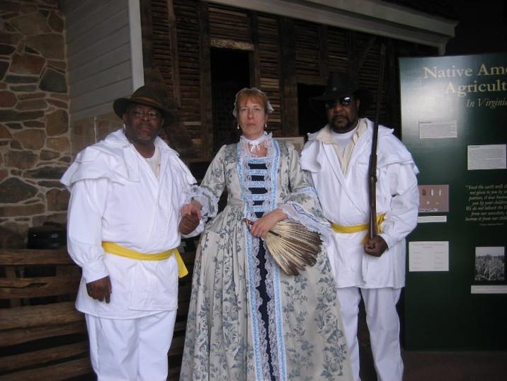 Samuel Henderson, DAR and Duke Henderson