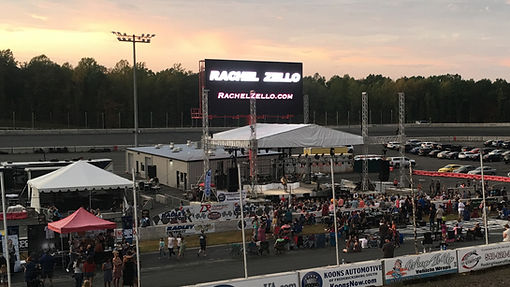Dominion Raceway Outdoor Concerts