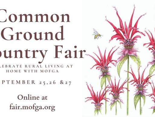 Common Ground 2020 Virtual Festival