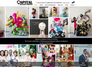 Capital Balloon Company