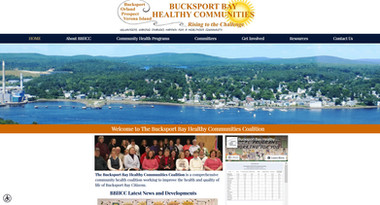 The Bucksport Bay Healthy Communities Coalition