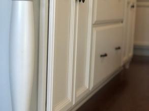 Dannette's April Design Tip: Design choice for a newly built home