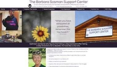 The Barbara Sosman Support Center