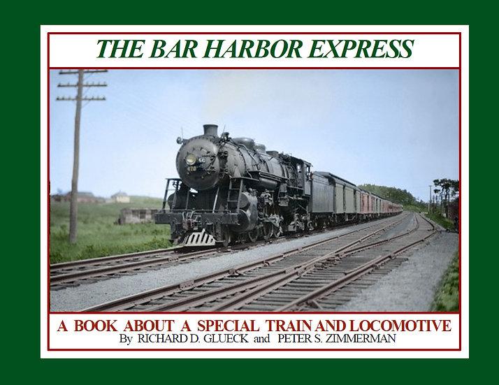 Bar Harbor Express Book