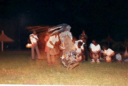 Tanzania Drumming and Dancing