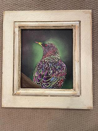 Purple Sparrow