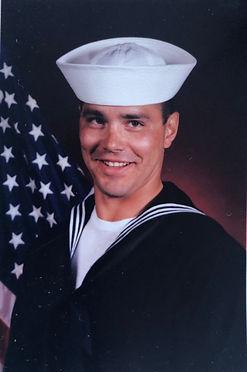 Robert Newman in Navy