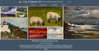 Lisa Froment Art