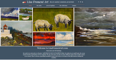 Lisa Froment Art